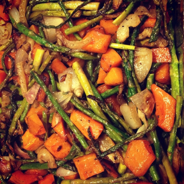 Roasted Veggies 4